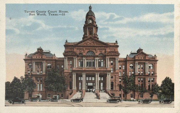 tarrant co courthouse