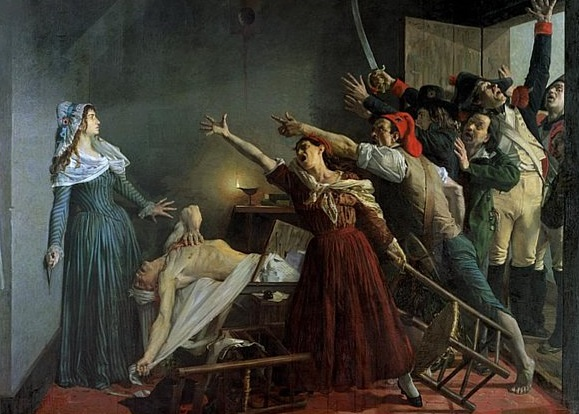 the-assassination-of-marat-jean-joseph-weerts